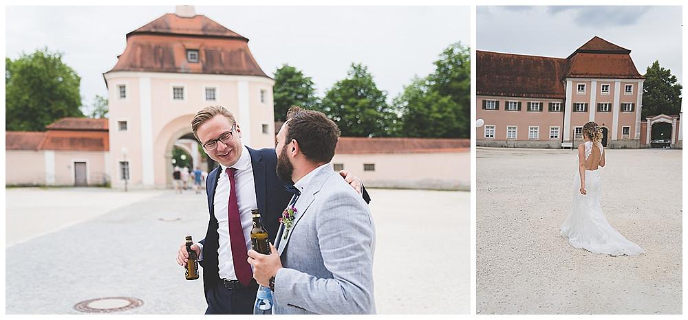 Heiraten im Kloster Wiblingen Gästebilder
