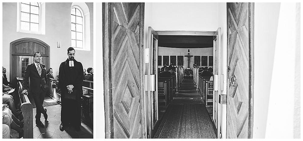 kirchliche Hochzeit Hürden warten auf Braut