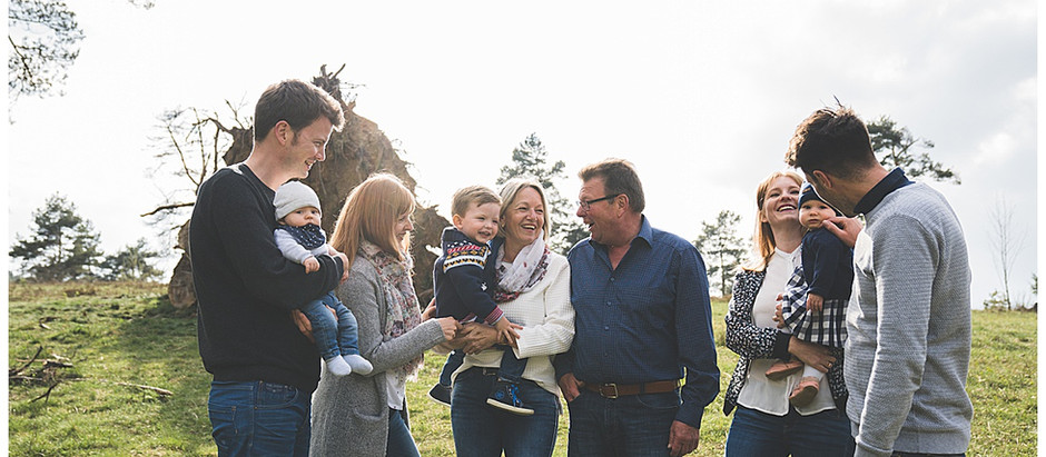 Familien Fotoshooting in Heidenheim