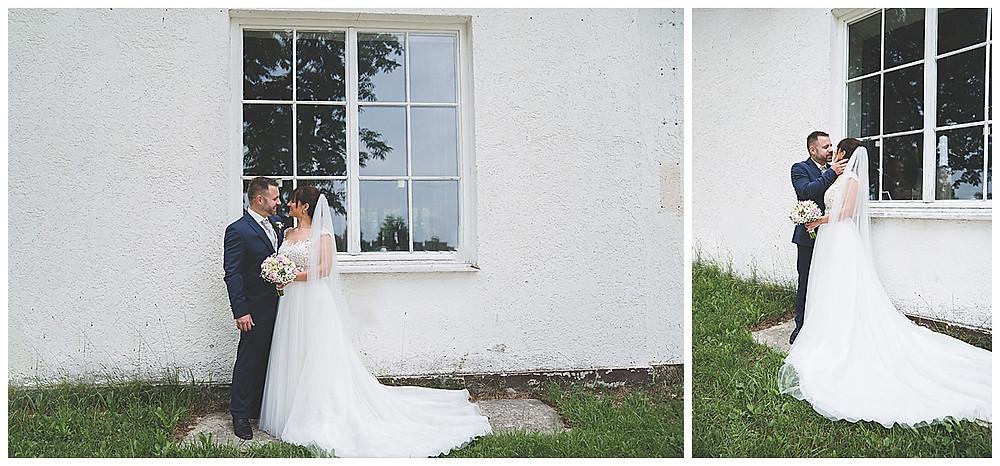 Brautpaar First Look Rittergut Stetten ob Lonetal