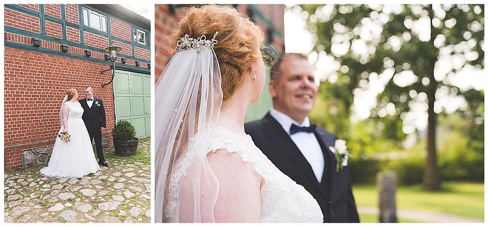 Brautpaarshooting am Standesamt Ammersbek
