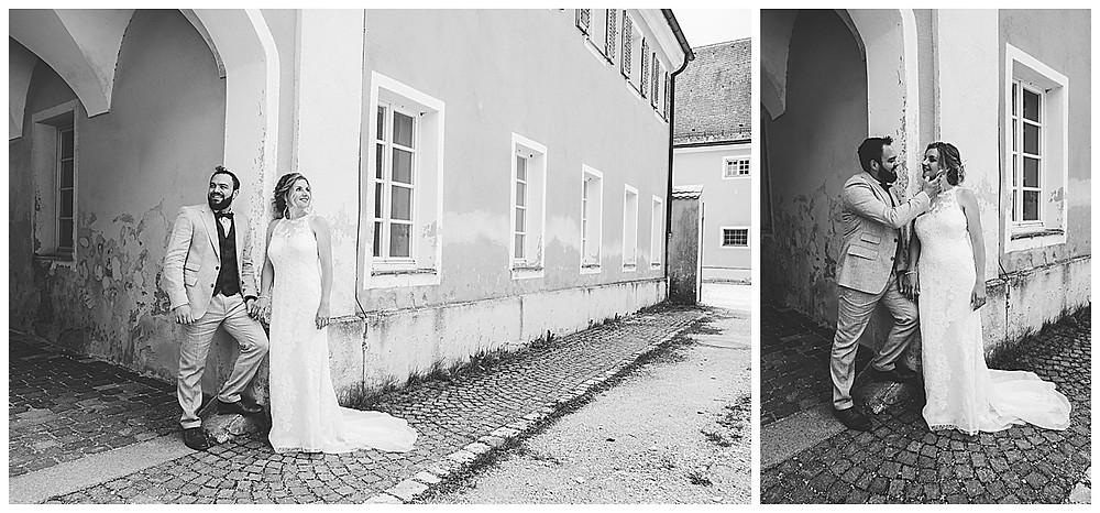 Kloster Wiblingen Brautpaarshooting