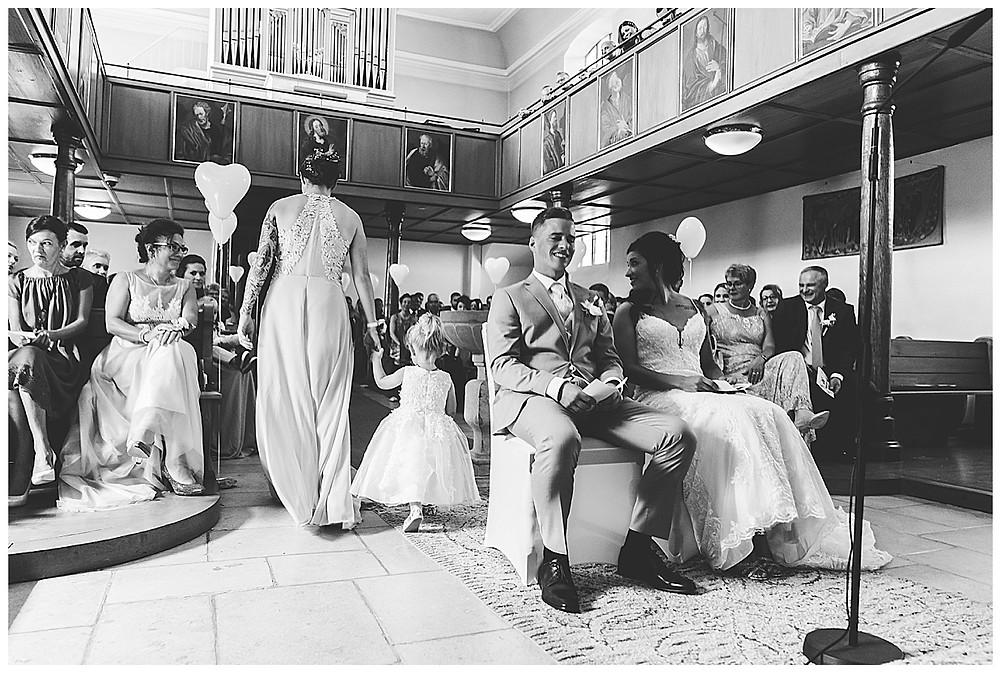 kirchliche Hochzeit in Bolheim Hochzeitsfotograf Heidenheim