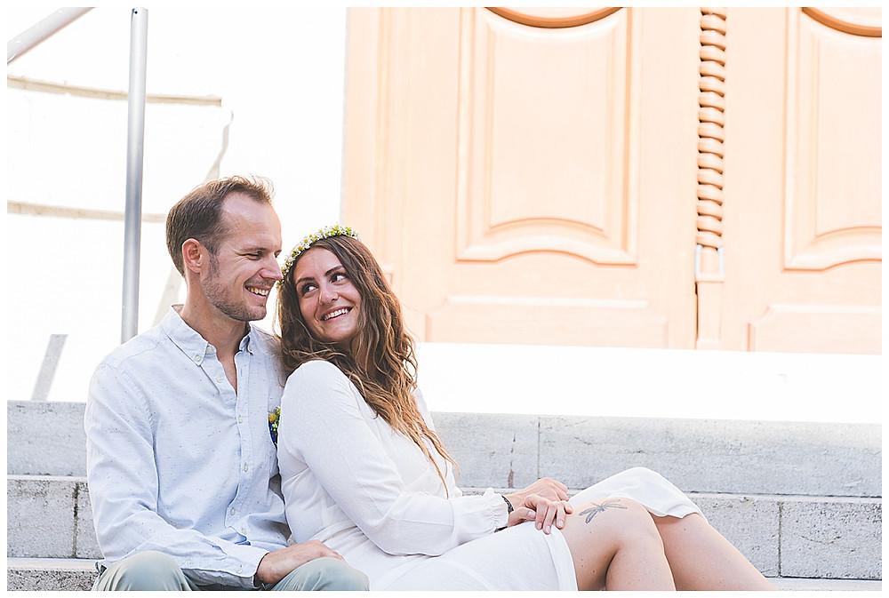 Brautpaar in Crailsheim