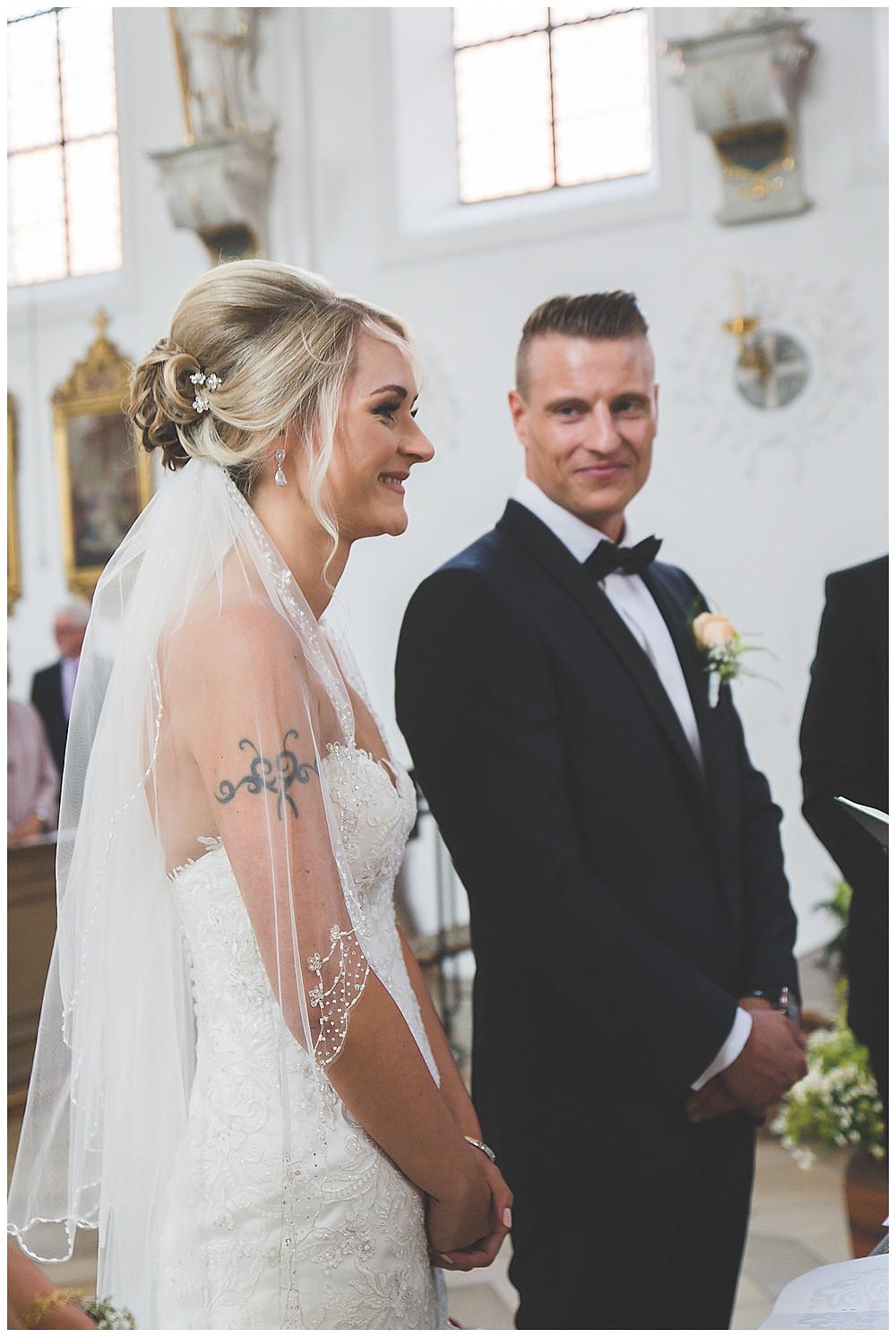 kirchliche Hochzeit Augsburg