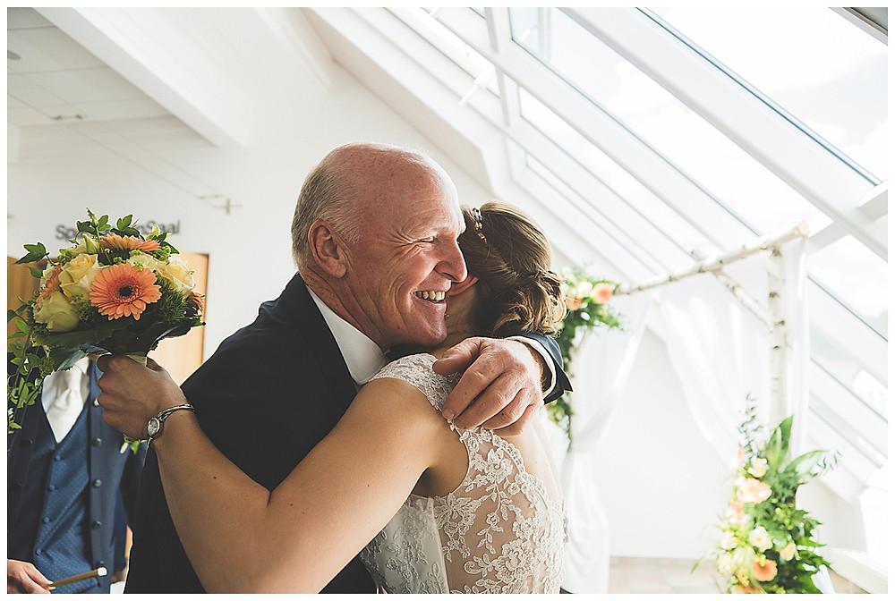 Gratulation der Braut heiraten im Allgäu