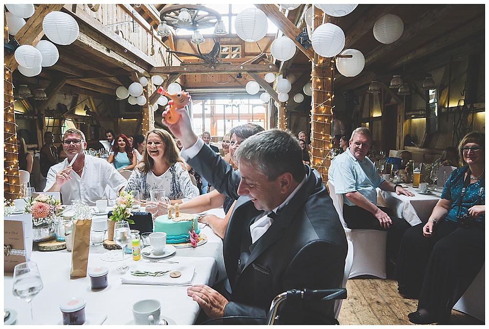 Hochzeitsfeier Lenderstuben Balzhausen