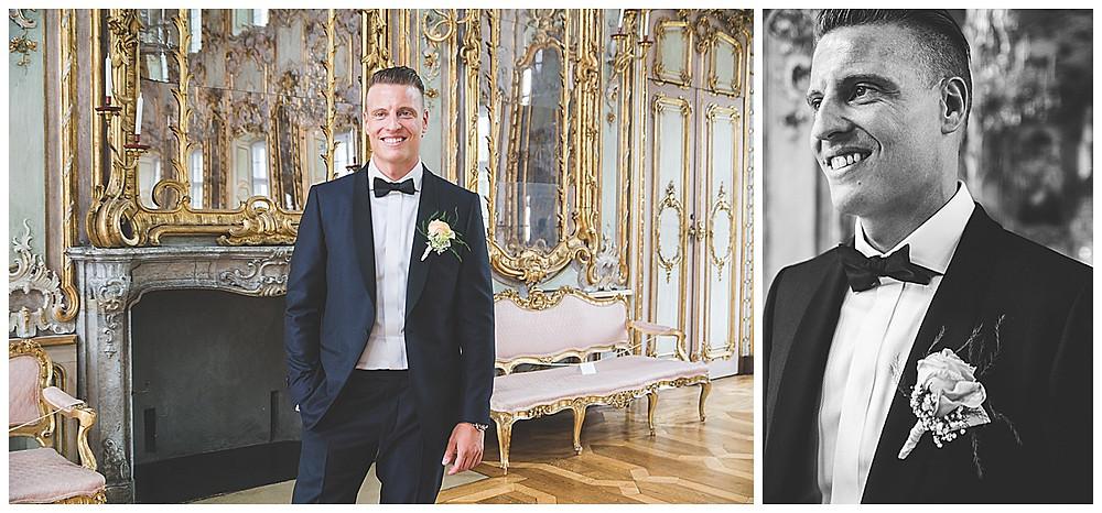 Bräutigamportraits Hochzeitsfotograf Augsburg