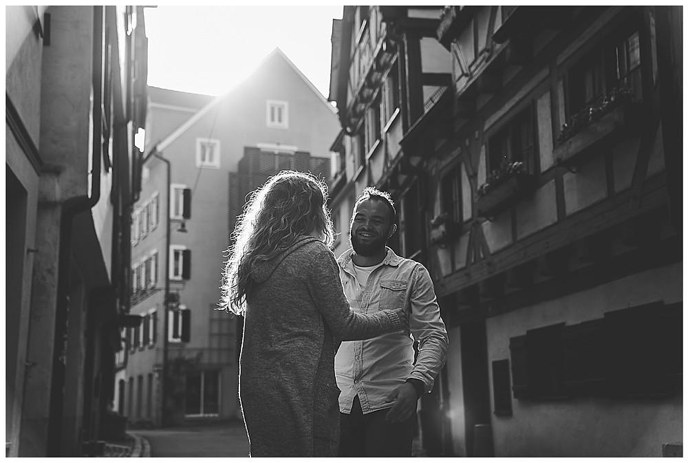 Paarfotos Altstadt Ulm