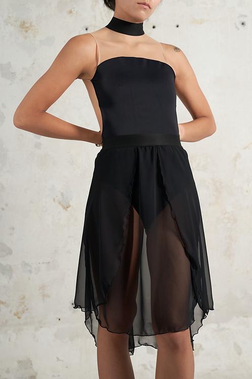 The Black Rehearsal Skirt