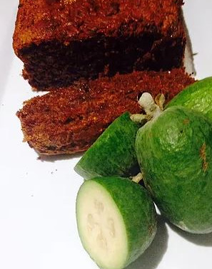 Date and Feijoa Loaf