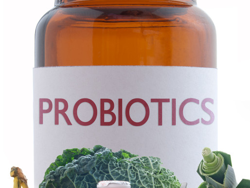 All You Need To Know About Probiotics