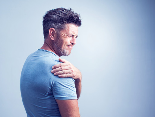 5 Things You Need to Know About Frozen Shoulder Syndrome