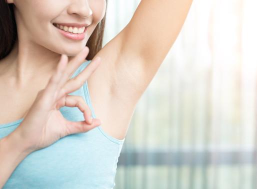 The danger of antiperspirants & natural deodorant alternatives that actually work.