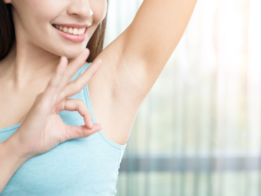 The danger of antiperspirants & natural deodorant alternatives that actually work.