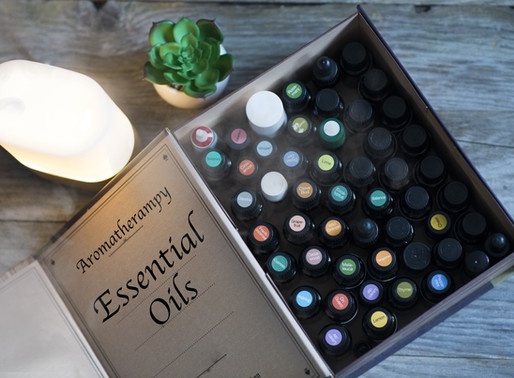 A-Z Essential Oil Guide for Emotional Support