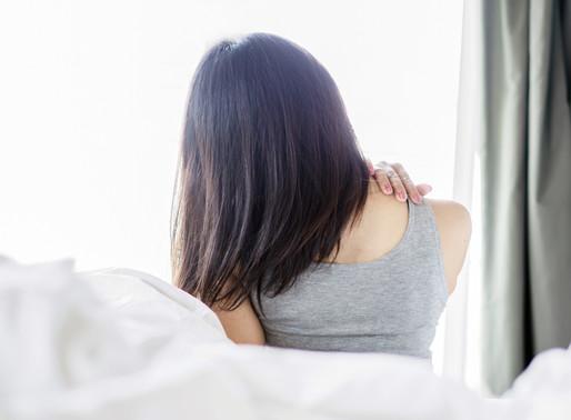 Essential oils for Frozen Shoulder Relief