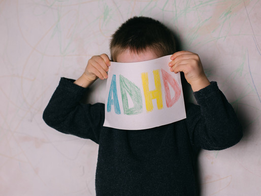 FMU Article: Hyperactivity & Attention Deficit Disorder: Do We Have Options?