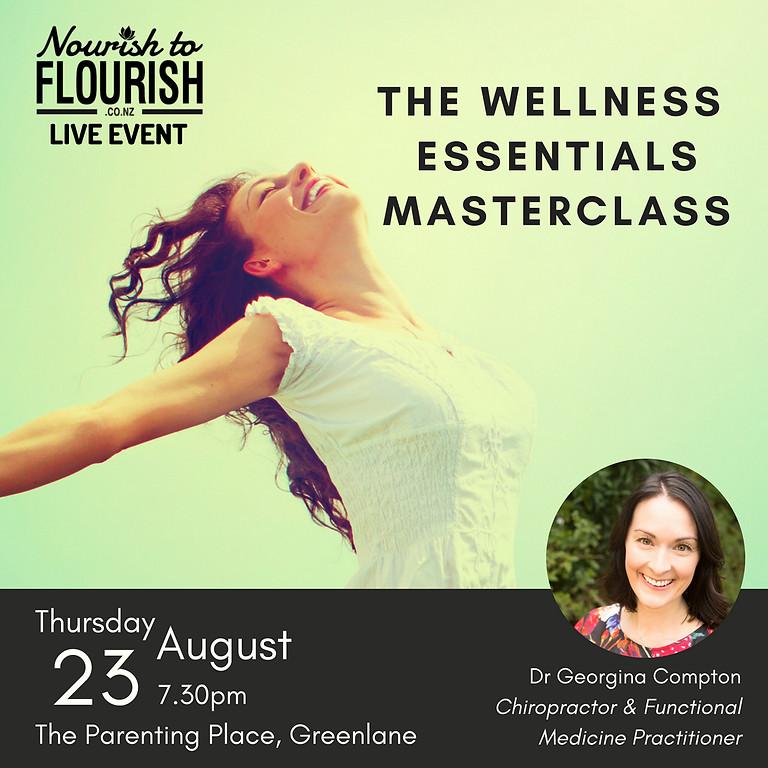 The Wellness Essentials Masterclass