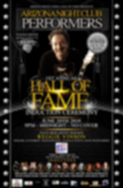 Arizona Nightclub Performers Hall Of Fame, Dennis Carl Brunssen