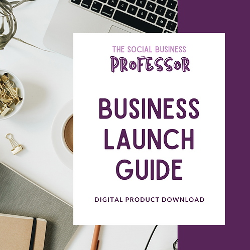 Business Launch Guide