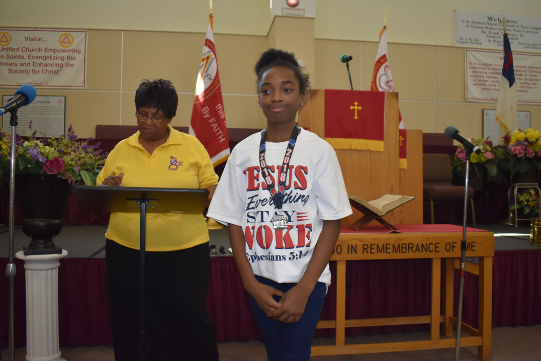 2018 ABCTX Youth Convention