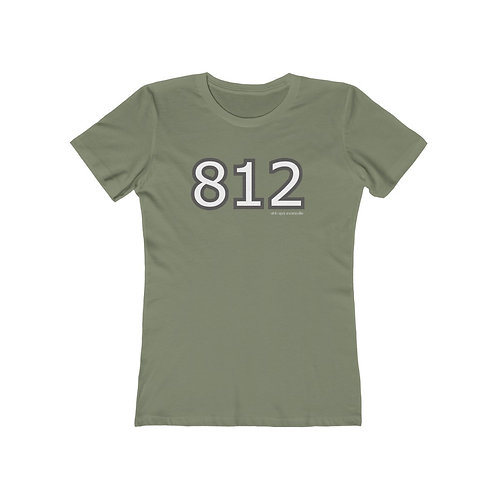 812 Women's The Boyfriend Tee