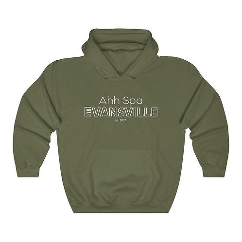 Ahh Spa Evansville Unisex Hoodie