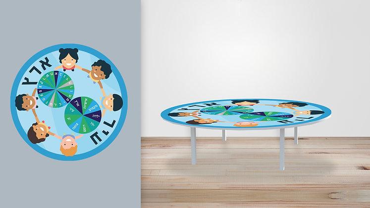 שולחן משחק ארץ עיר