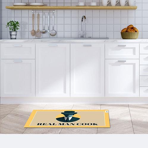שטיח מטבח גברים מבשלים