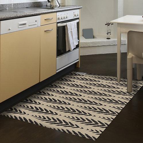 שטיח מטבח פישבון רטרו