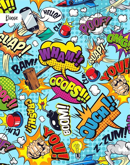 שטיח לילדים קומיקס