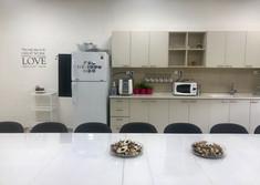 עיצוב חדר מורים