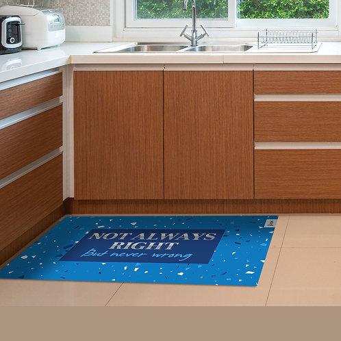 שטיח מטבח טרצו כחול