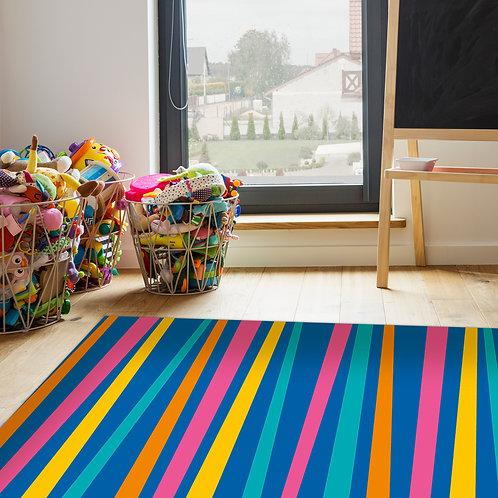 שטיח לילדים פסים