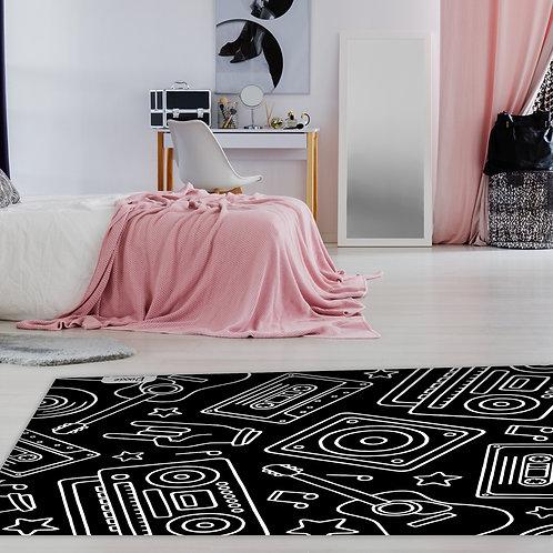שטיח לילדים ונוער - מוזיקה