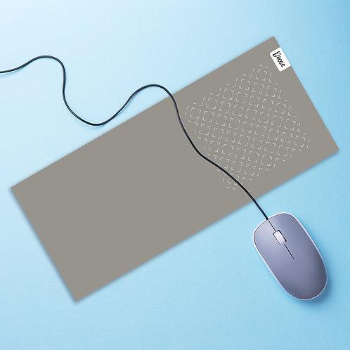 משטח עכבר מינימל אפור