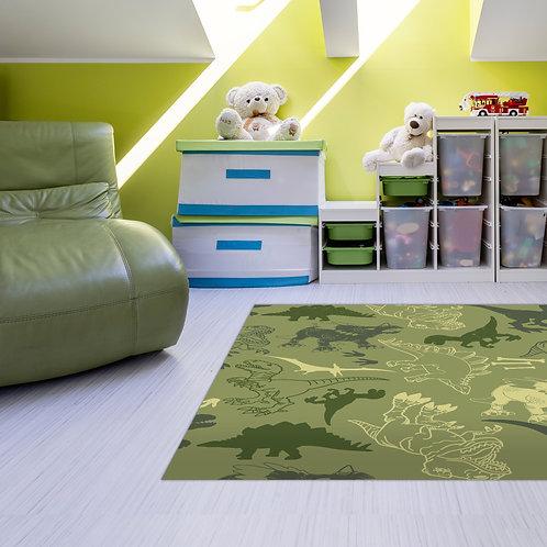 שטיח ילדים דינוזאורים