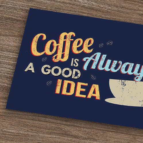 שטיח מטבח קפה