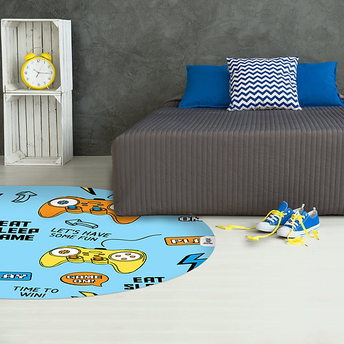 שטיח ילדים גיימרים
