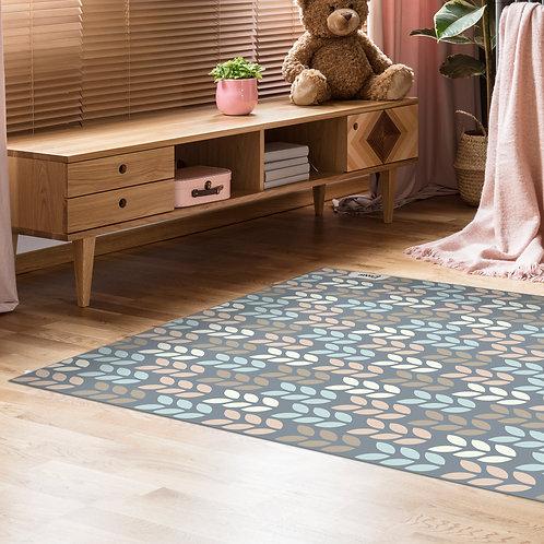 שטיח לילדים עלים