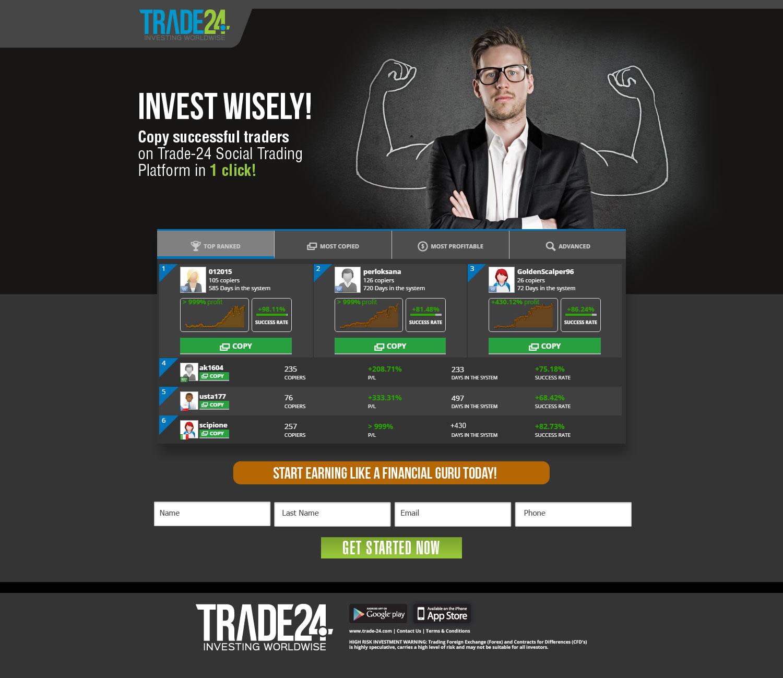 social-trading-lp