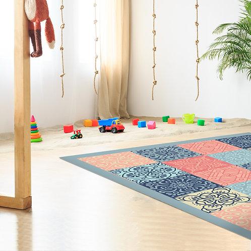 שטיח ילדים אתני