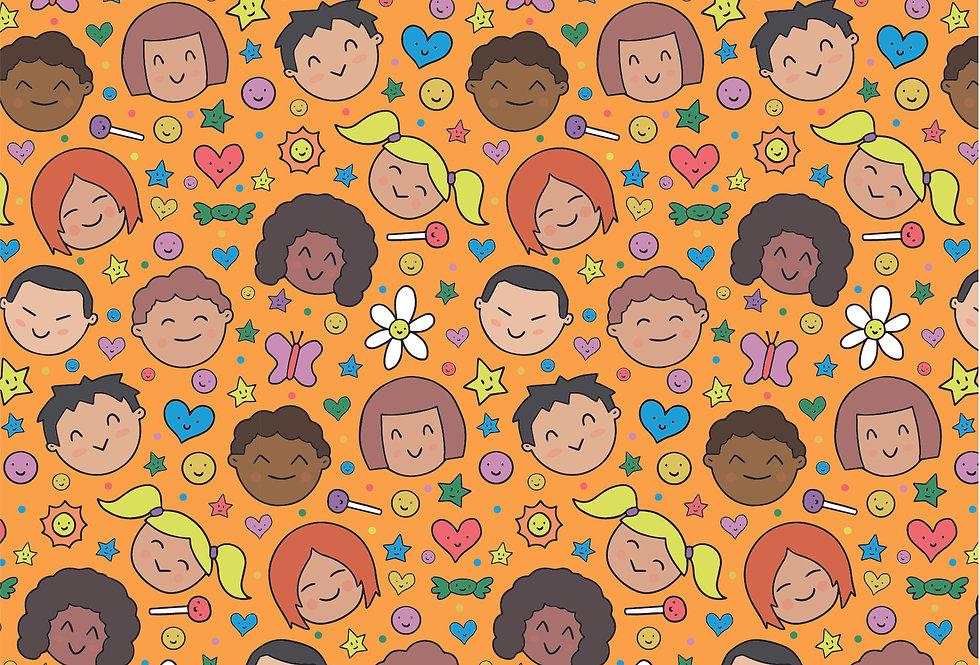 שטיח לינולאום ילדים