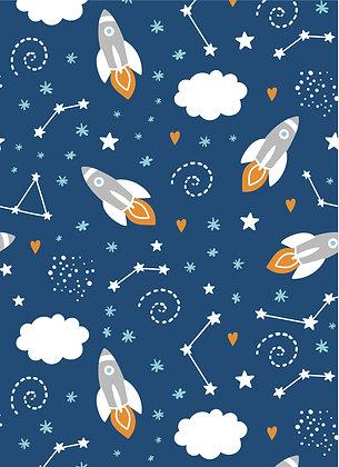 שטיח לינולאום חלל
