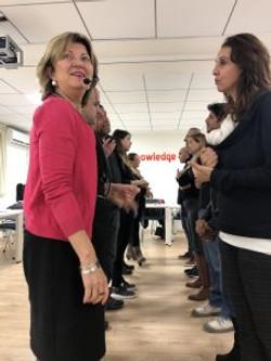 בית ספר למנהיגות בית ברל 2019