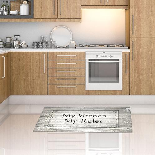 שטיח מטבח המטבח שלי בהיר