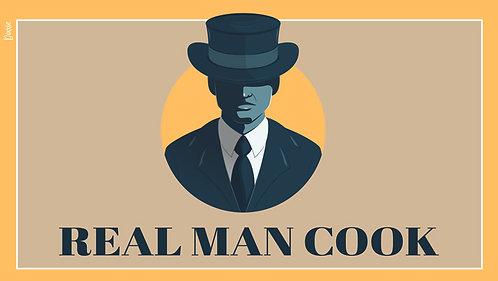 שטיח מטבח גברים אמיתיים