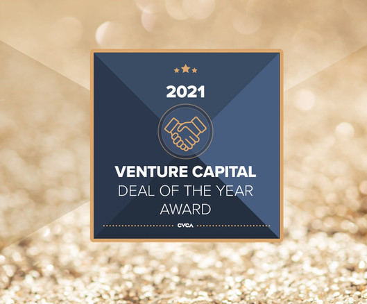 Evok Innovations & BDC Capital Winners of 2021 VC Deal of the Year for DarkVision
