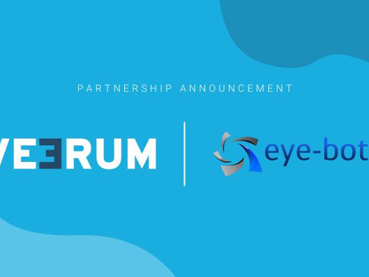 Eye-bot and VEERUM team to deliver a comprehensive 3D visualization of critical assets in O&G